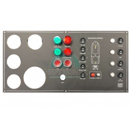 HT Paneel Special + HT1267 + Fuse + Switch