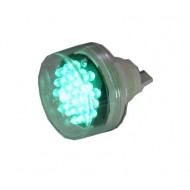 HT30L1  Lamp voor clinometer in de Pet, Groen